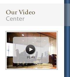 Our Video Center